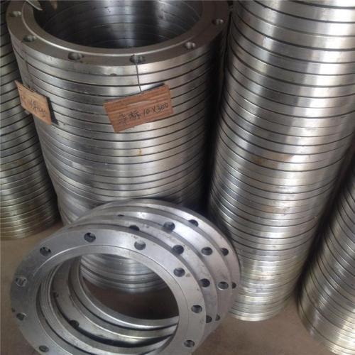 选购价格优惠的碳钢法兰就选宁浩管道-优质碳钢平焊法兰