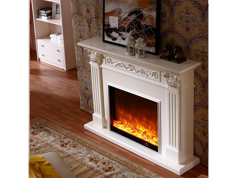 坚固的欧式实木壁炉——价位合理的欧式实木壁炉批销