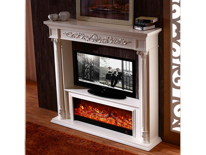 佛山简约壁炉电视柜 专业的电壁炉取暖器供应商推荐