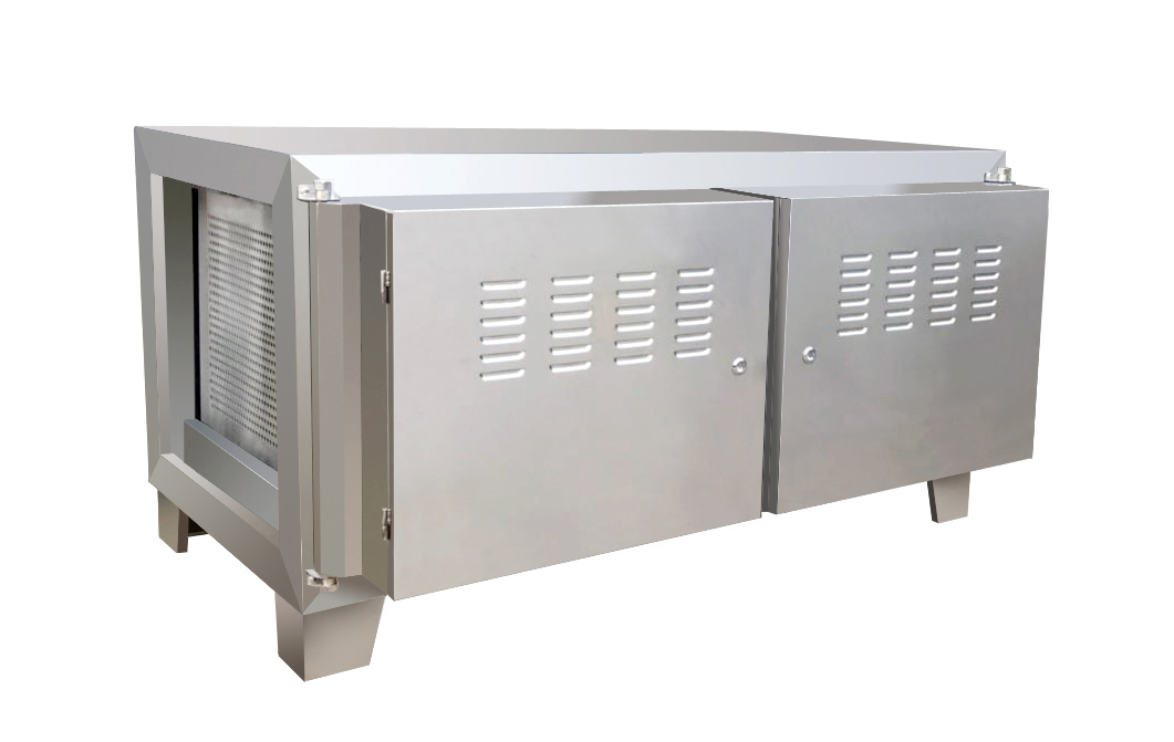 (鹏展环保)工业油烟净化器_净化效率高|河南工厂油烟净化器