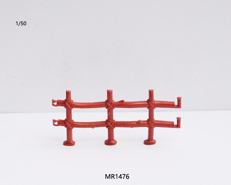 1比50围栏多少钱yi平方-护栏模型jia格