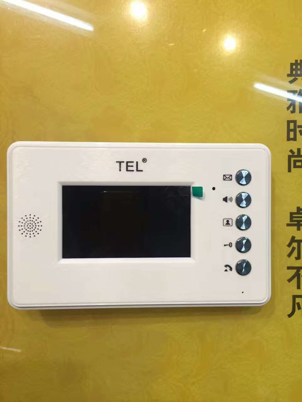 沈阳可视对讲批发商-沈阳釜通智能供应合格的可视对讲门铃