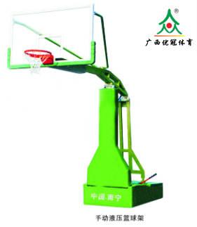 海南物超所值的海口篮球架安装厂家供销_海南液压式篮球架