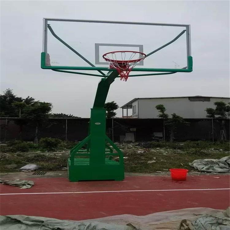抛售仿液压篮球架,供应河北耐用的仿液压篮球架