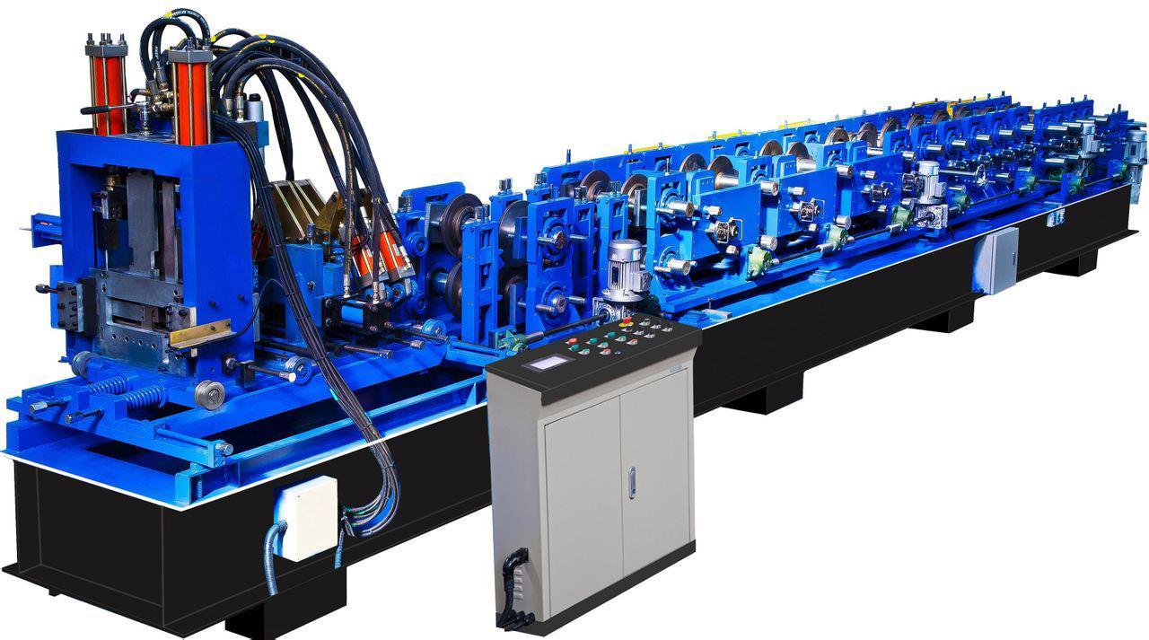 【大家一起看过来】山东I潍坊冷弯成型设备厂家——吉福隆冷弯机