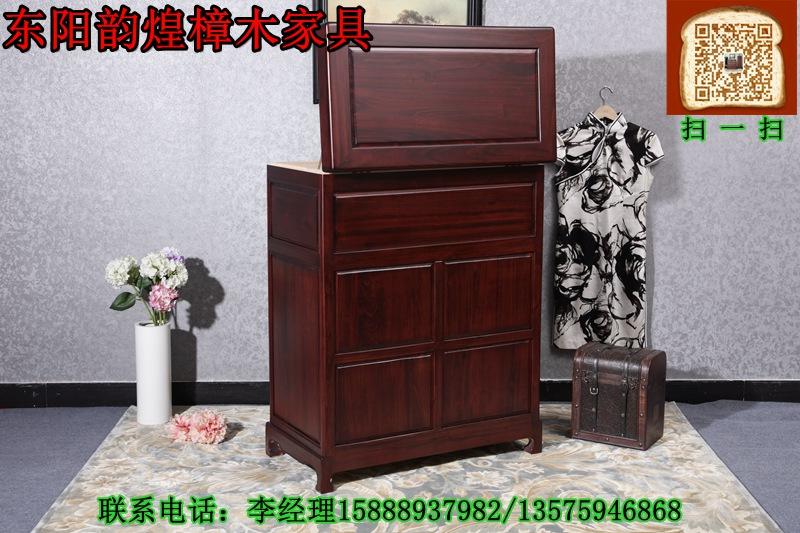 天然樟木家具,供應上海性價比高的樟木板紅色箱柜