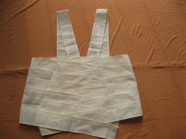 多头胸带代理商-供应衡水优惠的白布型多头胸带