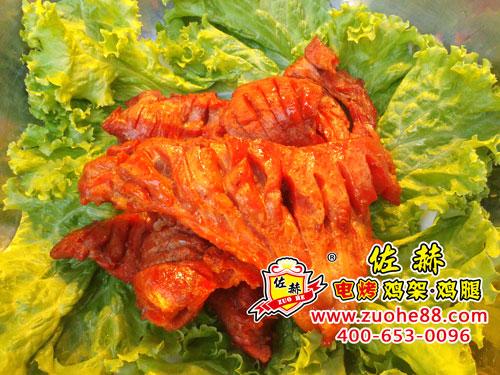 青島專業的佐赫電烤小吃加盟_河南電烤雞排加盟口味