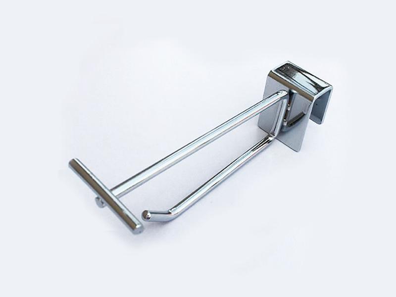 槽板单线挂钩|肇庆哪里有卖价格优惠的方管挂钩