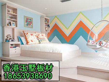 临沂天都木业信誉好的香港玉墅板材销售商-金华生态板价格