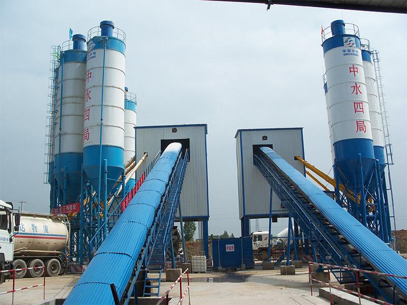 90混凝土搅拌站出售 郑州专业的hzs90混凝土搅拌站推荐