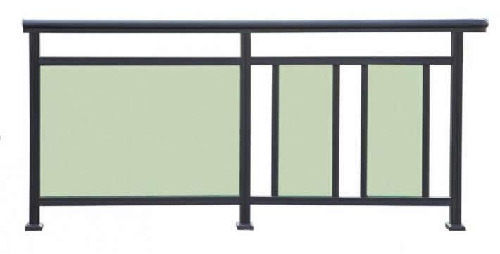 武漢市超峰玻璃提供的欄桿玻璃價錢怎么樣-欄桿立柱玻璃廠家