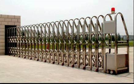 电动伸缩门制造公司-聊城区域专业的山东电动伸缩门厂家