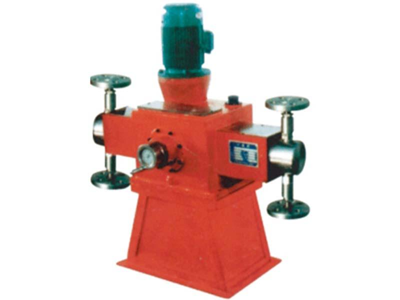 浙江柱塞计量泵厂家 优惠的柱塞计量泵鸿业环保设备厂供应