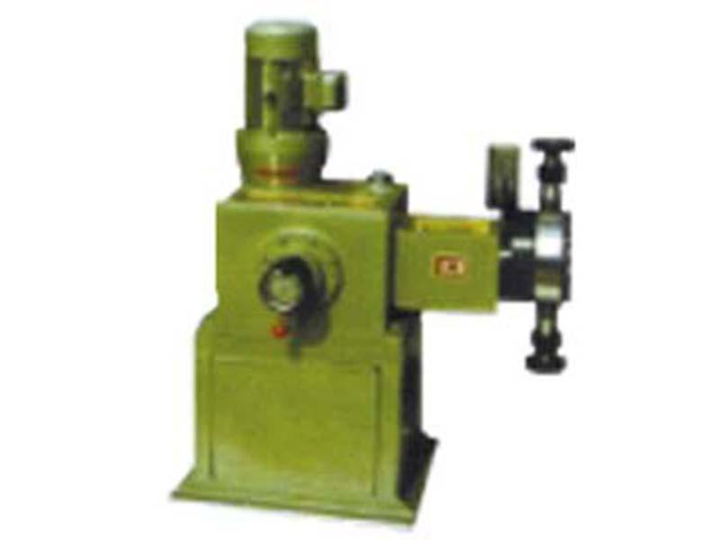 化工液压隔膜计量泵生产厂家,【实力厂家】生产供应液压隔膜计量泵