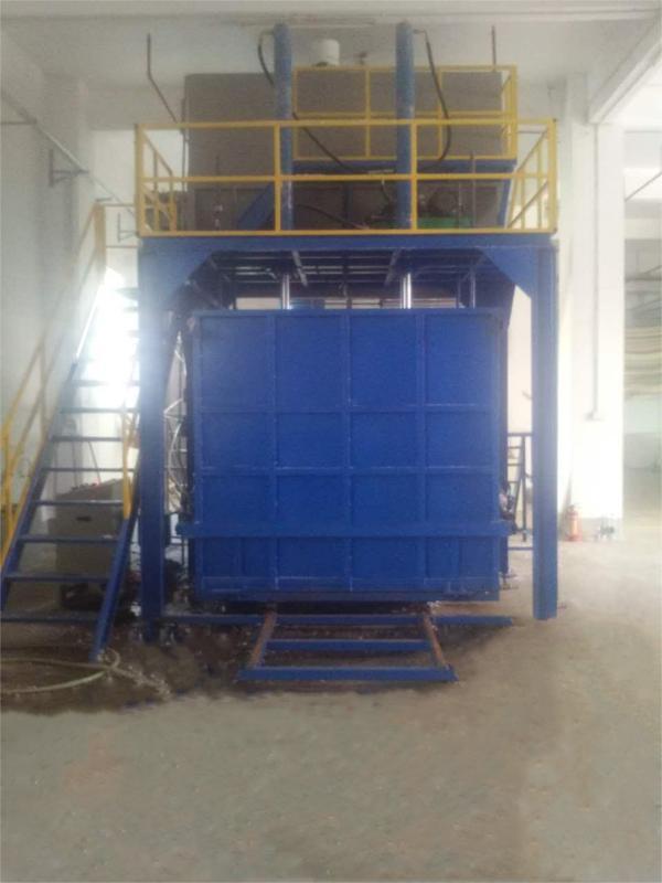 供銷海綿機械-佛山哪里有賣質量好的再生綿設備