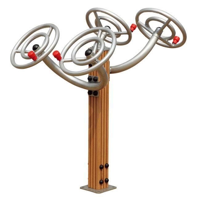 克拉玛依地区——【推荐】沧州销量好的塑木健身器材