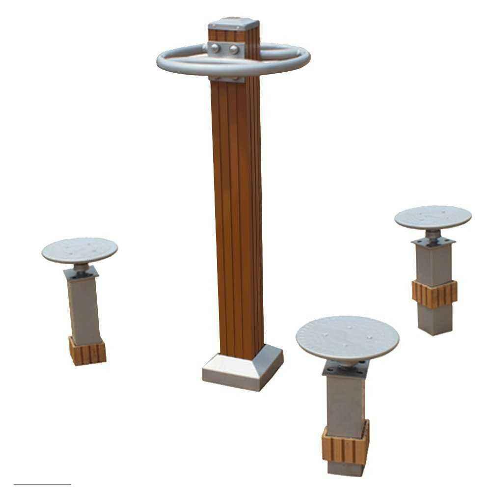 河北耐用的塑木健身器材推薦,烏魯木齊