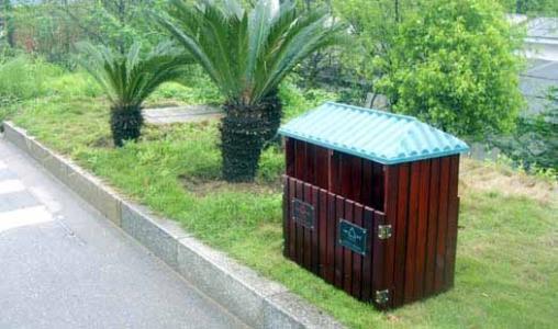 重庆公共垃圾桶