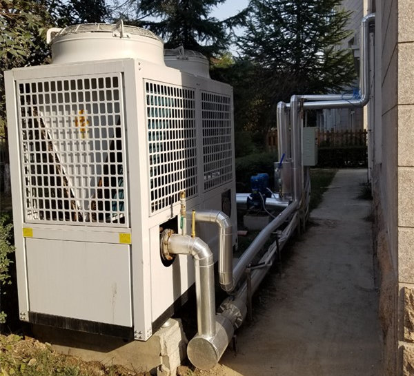 西安耐用的空气能热泵哪里买——芬尼空气源热泵