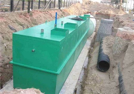 地埋式污水处理设备厂家