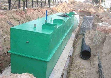 山东长明机械专业生产地埋式一体化处理设备,生活污水处理设备