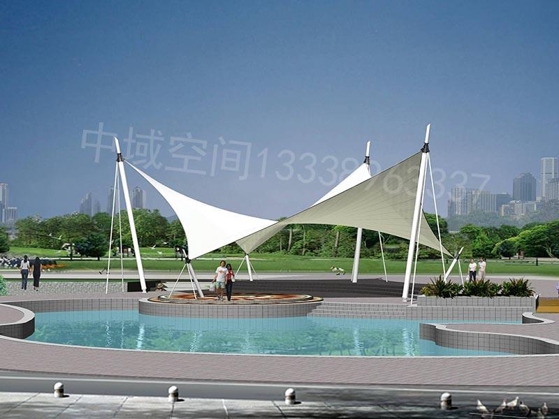 实用的膜结构-江苏景观膜结构供应