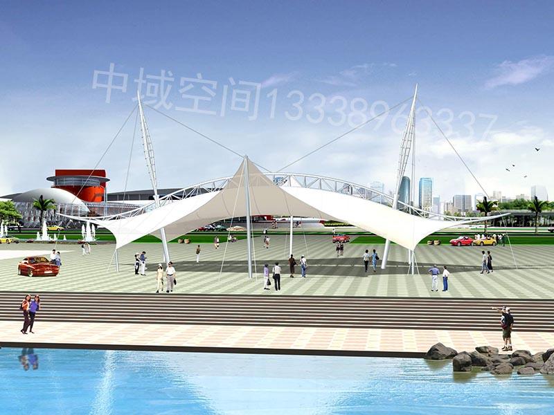 徐州景观膜结构厂家 厂家推荐膜结构