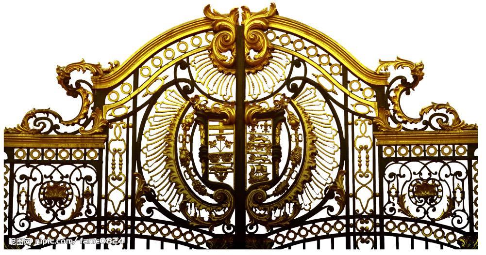 鐵藝大門專業加工-遼寧哪里有供應耐用的鐵藝大門