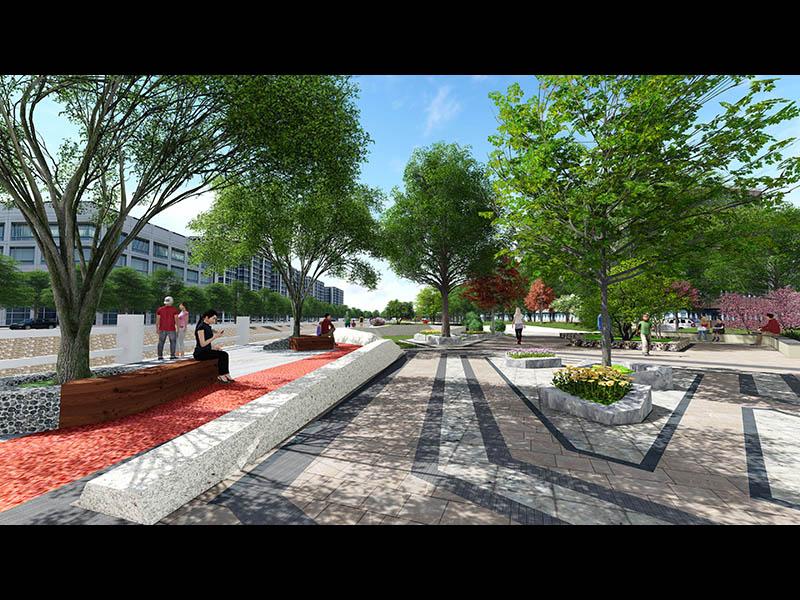 兰州园林景观设计-兰州甘肃园林景观厂家推荐