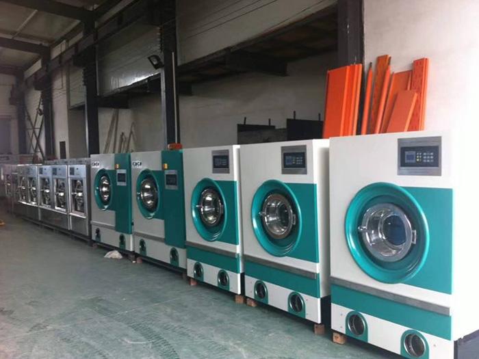 銀川新式干洗設備推薦-烏海干洗店家門