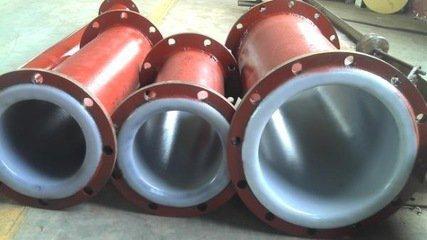钢衬塑复合管道厂家 渤洋管道专业供应钢衬塑复合管