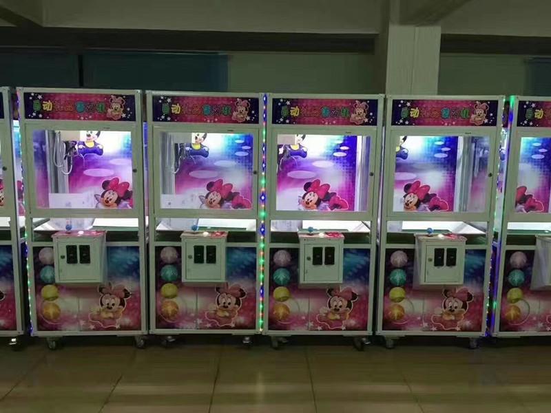 娃娃机厂家-广州米奇娃娃机价格如何