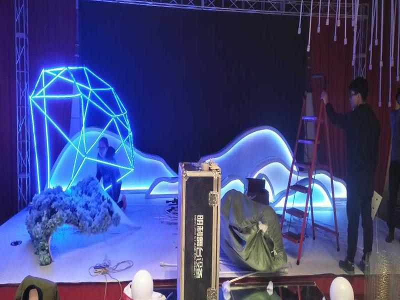 甘肅舞臺設計哪家好-哪兒有提供放心的蘭州舞臺設計