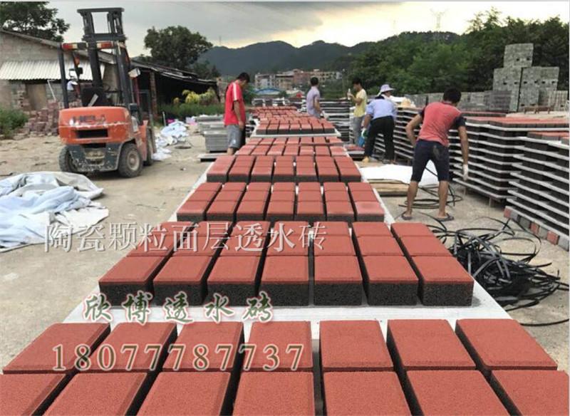 南宁陶瓷生态透水砖-供应广西各类广西陶瓷透水砖