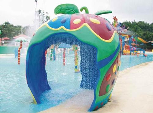 水上公园设施-戏水小品多少钱