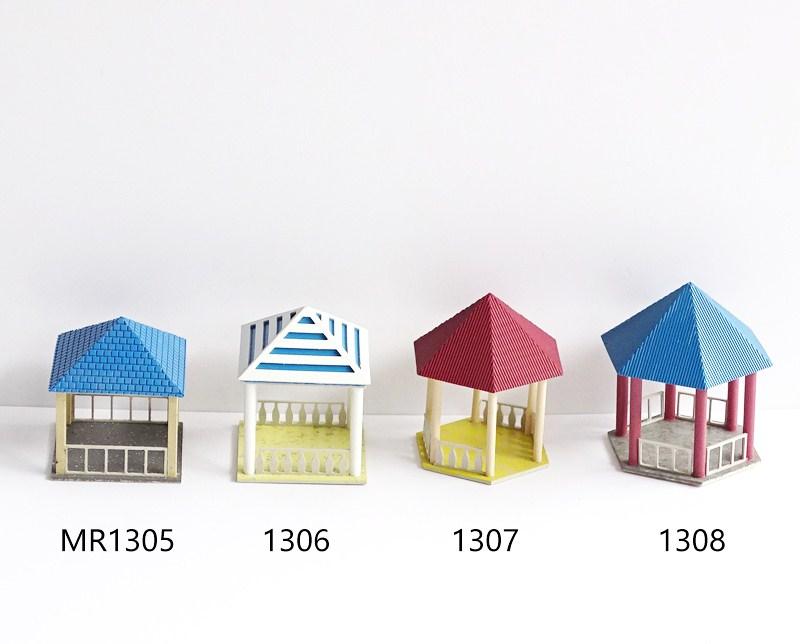 大量供应品质好的公园小品-公园建筑模型模型价格