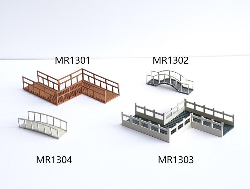 供应广东高性价公园小品-四角凉亭模型材料