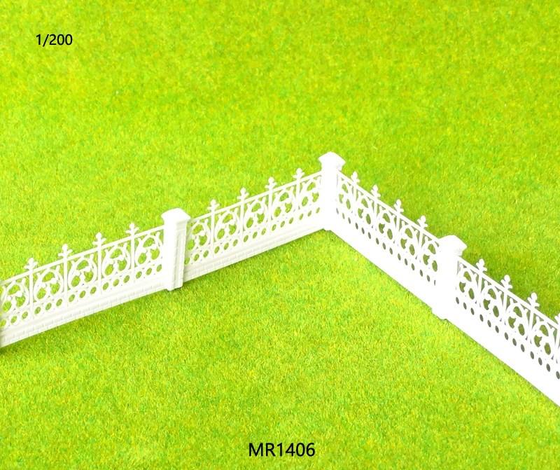 广州哪里有供应价位合理的花园围栏模型-栏栅模型