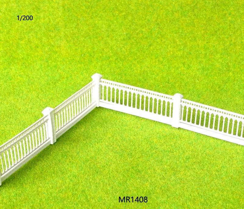 廣州質量好的花園圍欄模型,模型圍欄模型種類