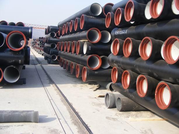 郑州球墨铸铁管批发生产厂家