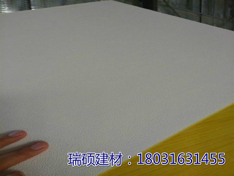 优质岩棉吊顶天花板施工方法 玻纤立体天花板安装步骤