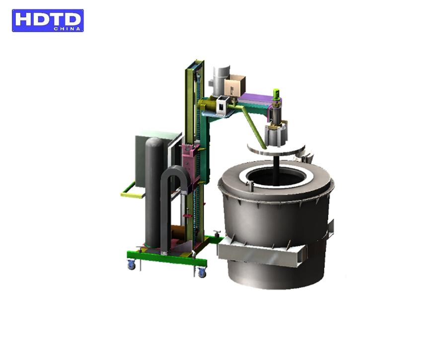 厂家供应铝液除气机|性价比高的铝液除气设备在哪买