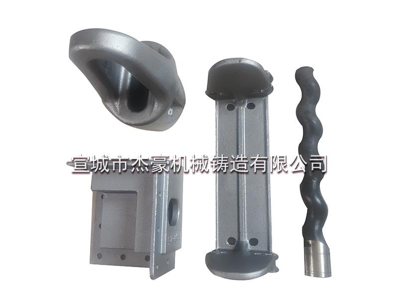 宣城专业的机械配件加工推荐 江西精密铸钢件