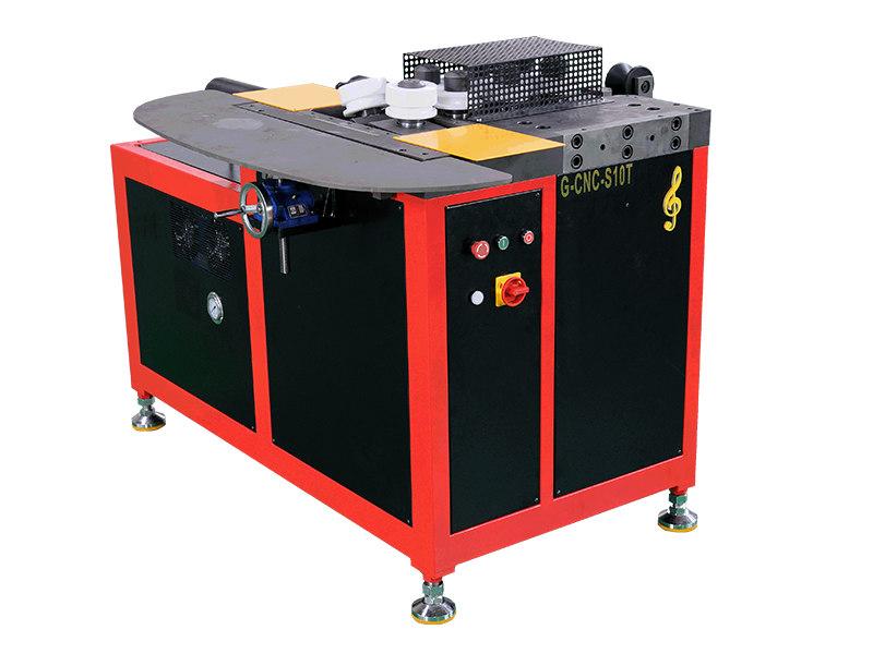 国产数控圆弧弯曲机--高谱机械科技有限公司