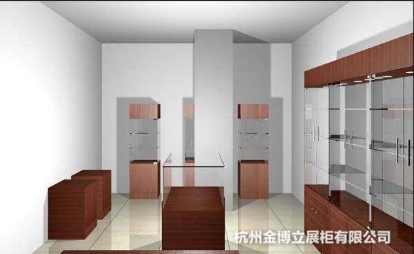 浙江玻璃展柜厂家-杭州玻璃展柜的价格怎么样