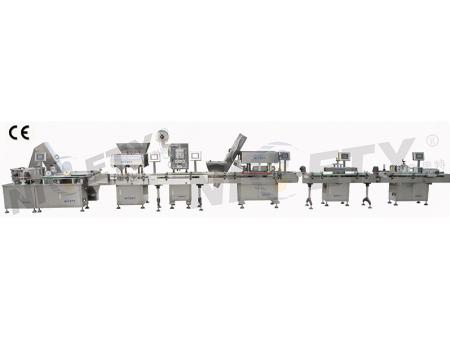 數粒瓶裝生產線廠家-專業的瓶裝線供應商_恒力包裝