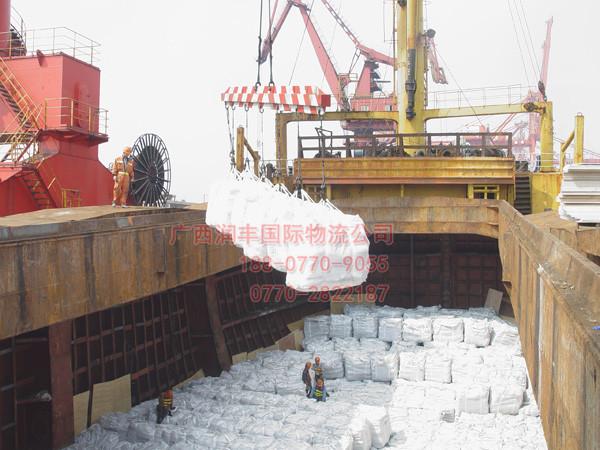 海港联运代理公司-找专业的广西海港联运业务选润丰国际物流