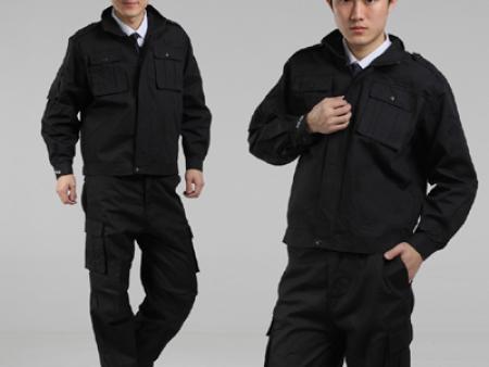 西安职业保安服装生产厂家-想买实惠的保安服就到凯利博服饰