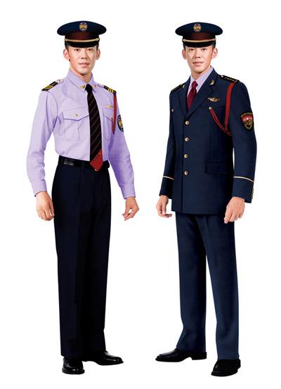 西安職業安保制服定制|專業的保安服廠商
